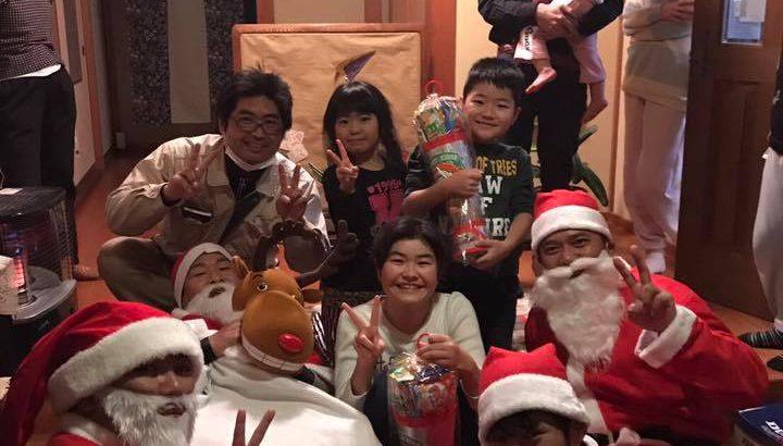 サンタクロースプロジェクト ~おうちにサンタがやって来た2016 in 加東~を開催