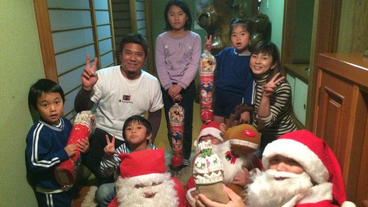 サンタクロースプロジェクト ~おうちにサンタがやって来た2015 in 加東~を開催