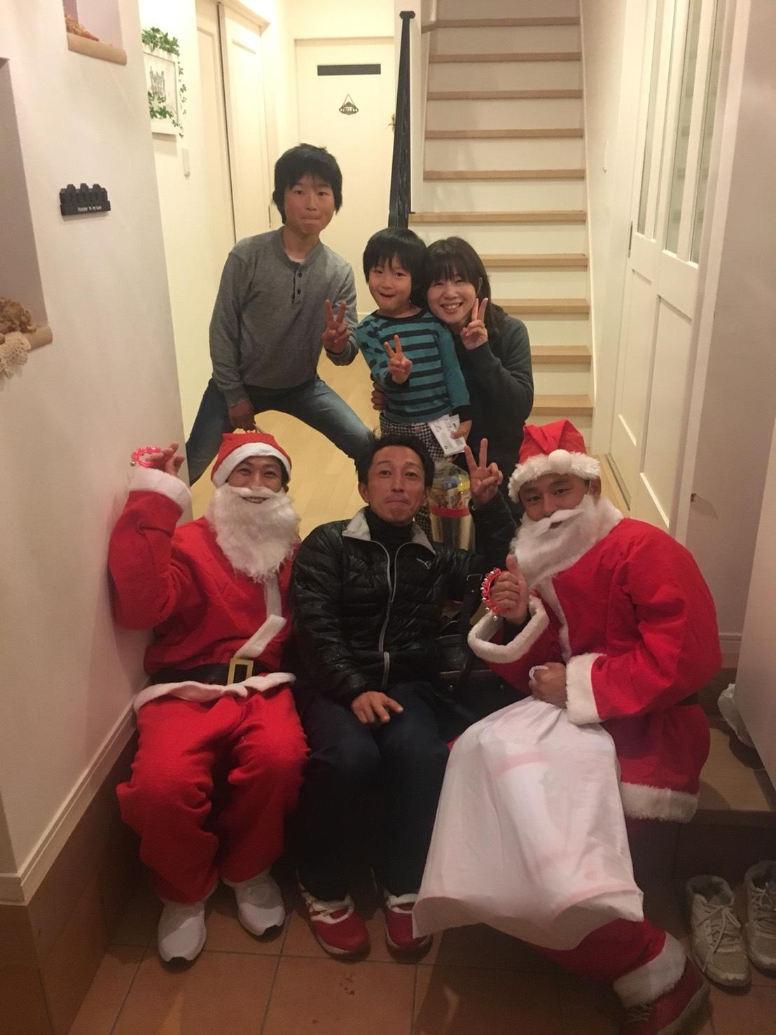 サンタクロースプロジェクト ~おうちにサンタがやって来た2017 in 加東~を開催