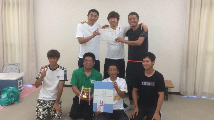 兵庫教育大学ソフトバレーボール大会優勝!!