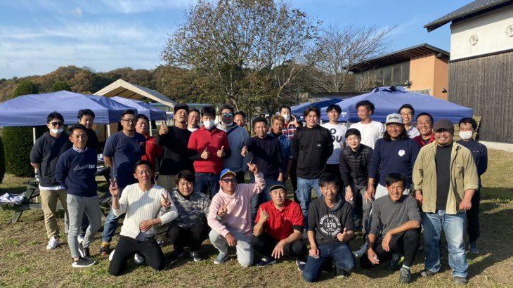 東・北播磨地区商工会青年部地域間交流事業BBQ大会