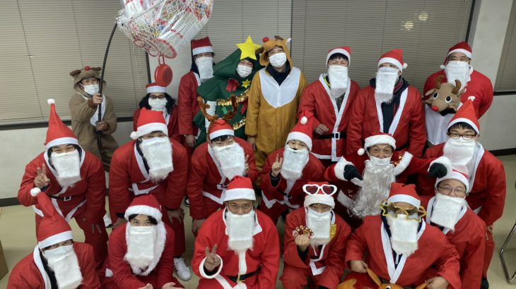 サンタクロースプロジェクト ~おうちにサンタがやって来た2020 in 加東~